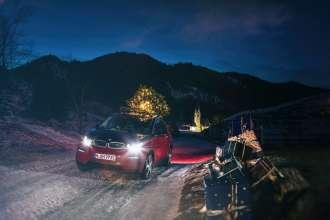 The BMW i3s (120Ah) (12/2018).
