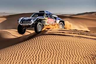 2018 Morocco, shake down, Carlos Sainz (ESP), Lucas Cruz (ESP) - MINI JCW Buggy - X-raid MINI JCW Team, #300 - 25.09.2018