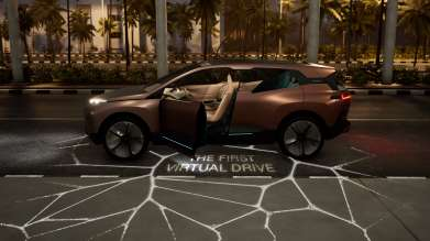 BMW Group @ CES 2019 – Mixed Reality (01/2019)