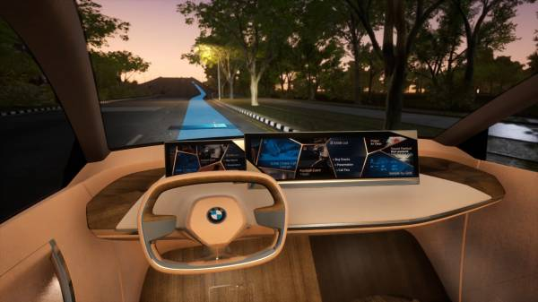 BMW Group @ CES 2019 – Mixed Reality EASE Mode (01/2019)
