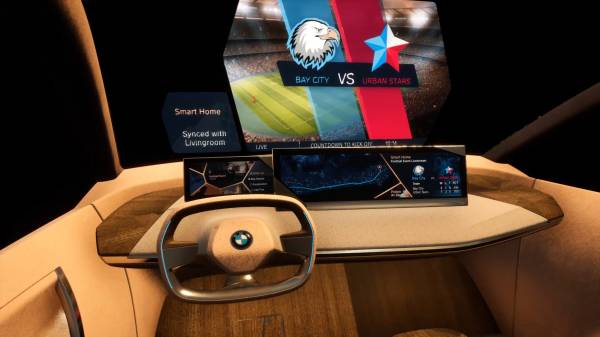 BMW Group @ CES 2019 – Mixed Reality Streaming (01/2019)