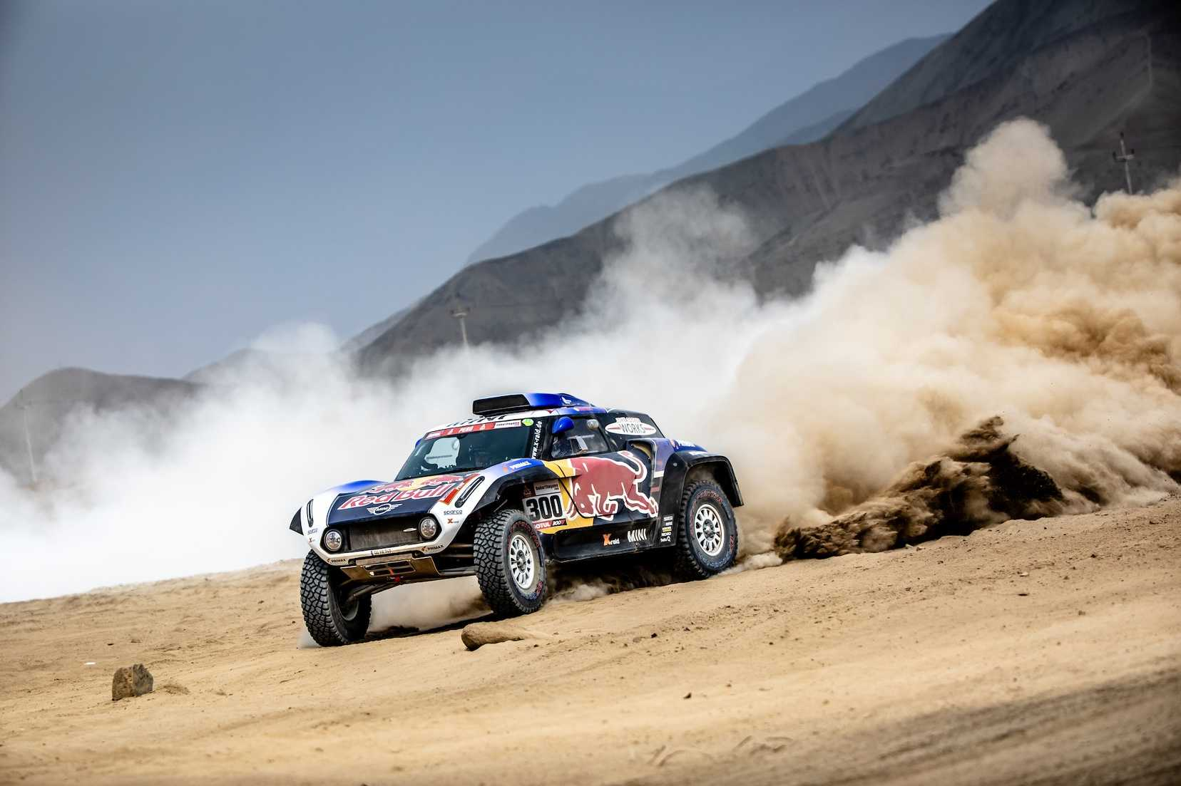 Dakar Rally 2019 – Stage 01, Lima - Pisco