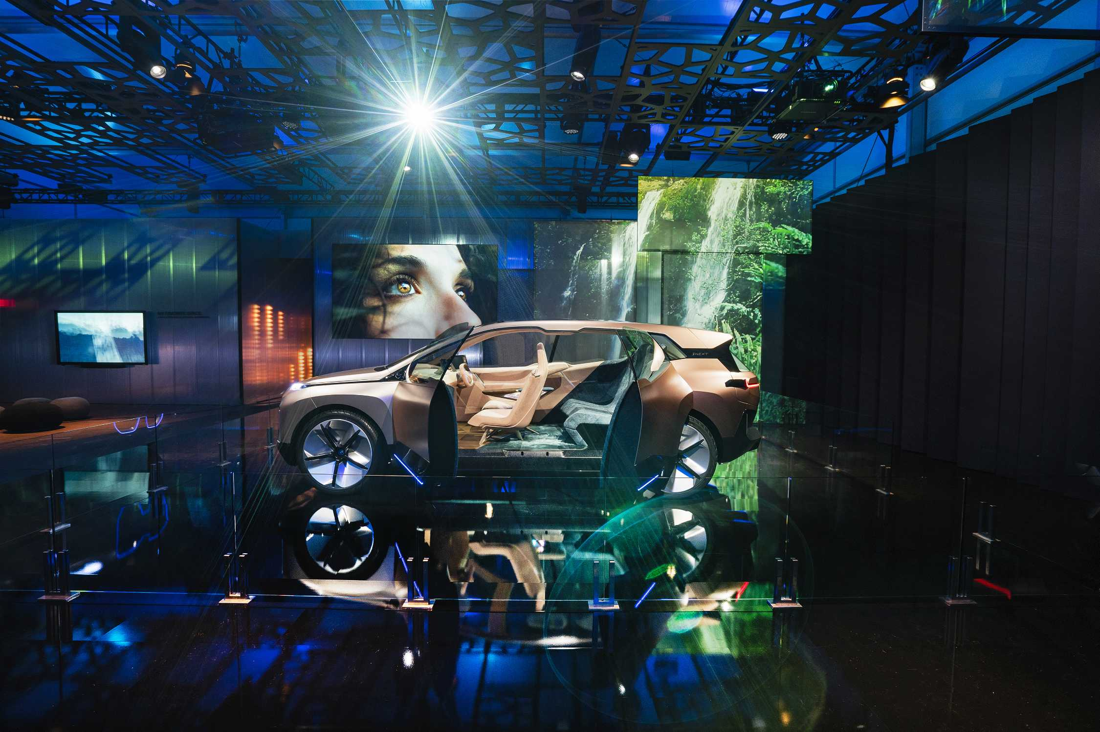Bmw Group At The 2019 Consumer Electronics Show Ces In Las Vegas