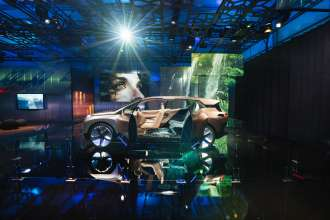 Consumer Electronics Show >> Bmw Group At The 2019 Consumer Electronics Show Ces In Las