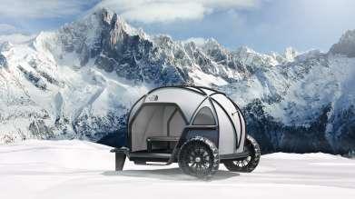 FUTURELIGHT™ Camper Concept. (01/2019)