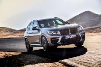 Esportivo ao extremo, inédito BMW X3 M Competition estreia