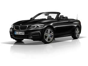 BMW model update measures from March 2019*