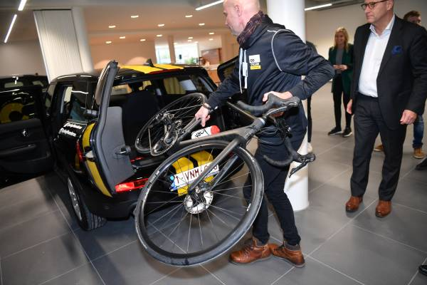 MINI and Cycling Vlaanderen (01/2019)