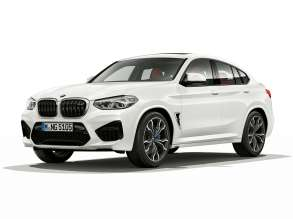 2020 BMW X3M: Performance, Appearance, Release >> The First Ever 2020 Bmw X3 M And Bmw X4 M