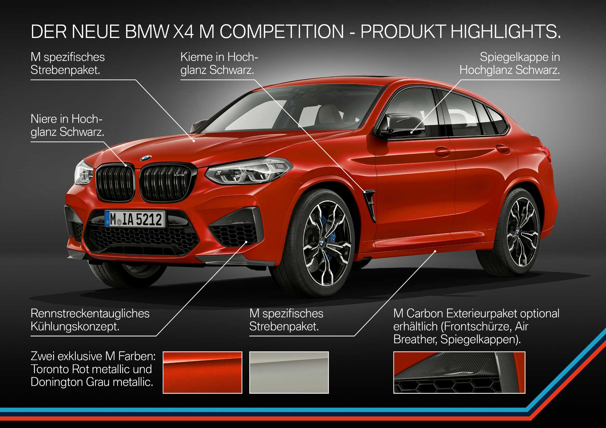 The All New Bmw X4 M Competition 02 2019