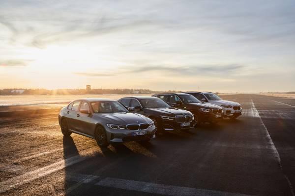 BMW Plug-in Hybrids (03/2019).