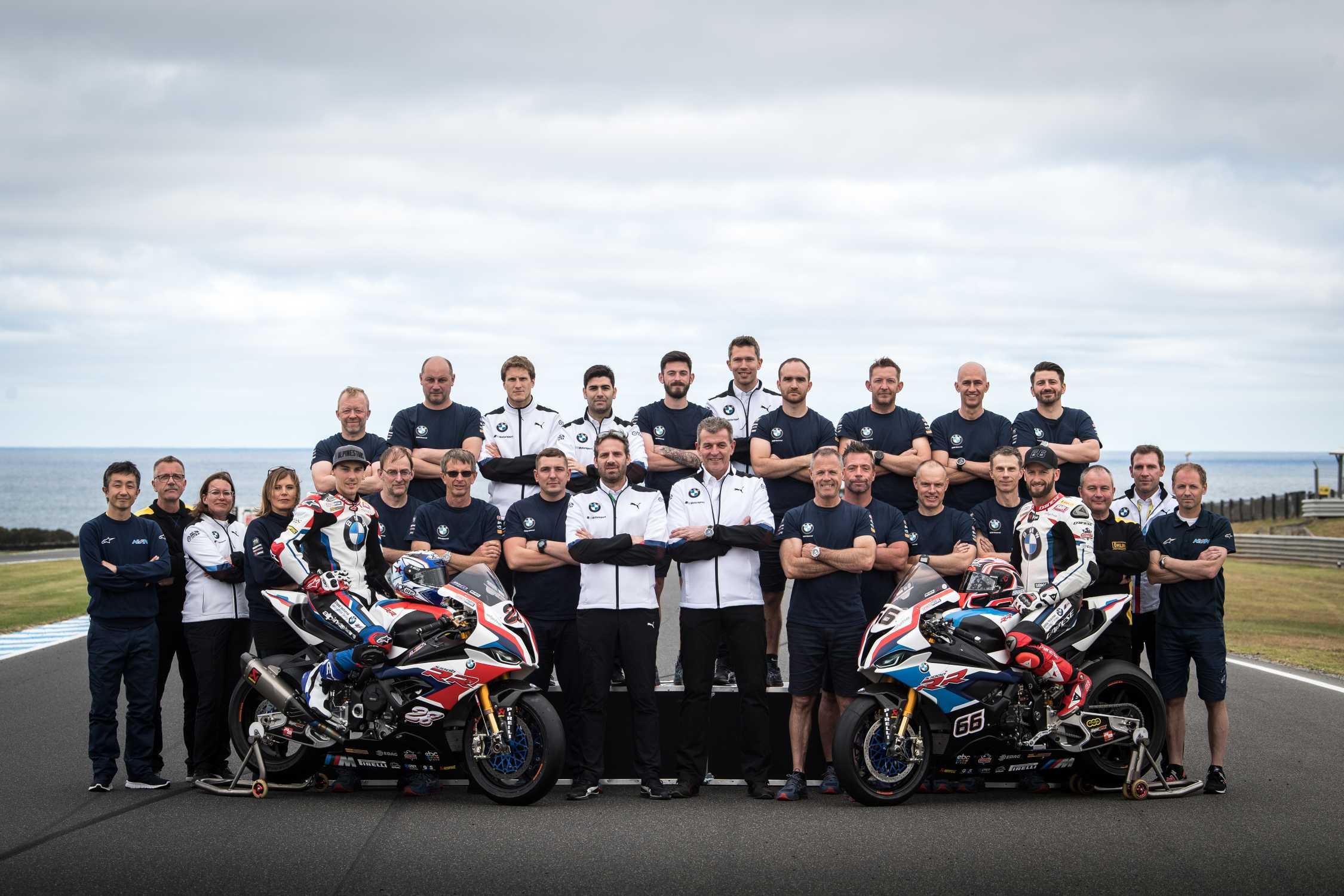 2019 Bmw Motorrad Motorsport Media Guide