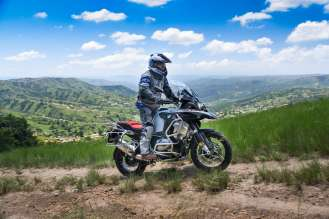 The new BMW R 1250 GS and the new BMW R 1250 GS Adventure in South Africa (02/2019)