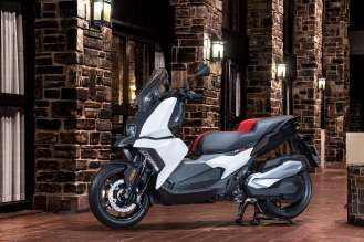 The all-new BMW C 400 X now available in South Africa (02/2019)