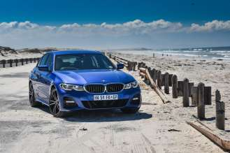 The all-new BMW 3 Series in South Africa. (03/2019)