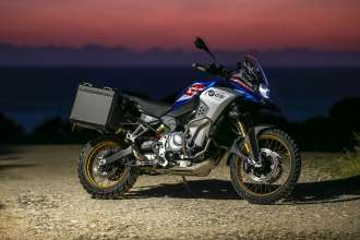 BMW F 850 GS Adventure - national press presentation - static (03/2019)