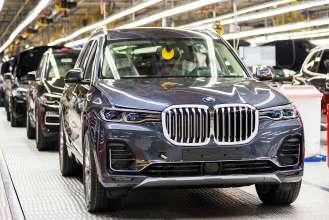 BMW Plant Spartanburg >> Bmw Manufacturing Continues As Largest U S Automotive
