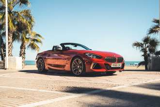 The all-new BMW Z4 M40i