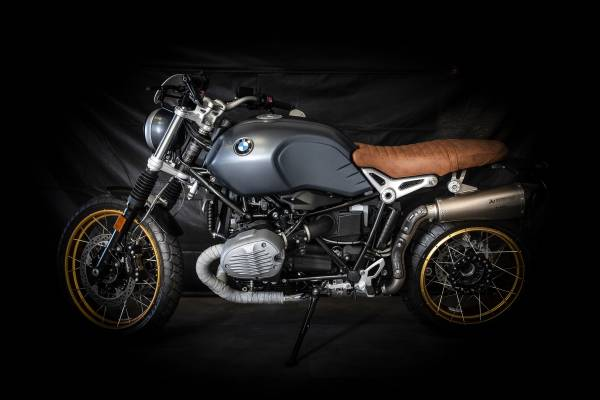 'K.I.S.S.' by Peter D'Haese Gent – participant BMW Motorrad Belux Dealer Clash 2019
