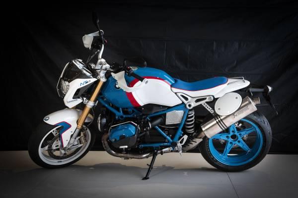 'NT2' by Lejeune Motosport Bastogne – participant BMW Motorrad Belux Dealer Clash 2019