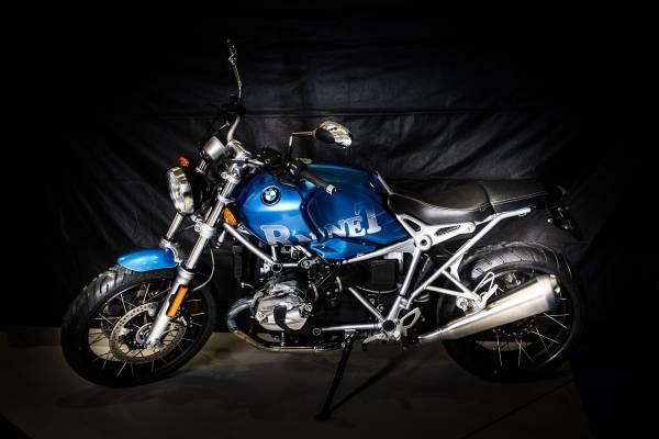 'Nineties Concept Bike' by Winge Motors – participant BMW Motorrad Belux Dealer Clash 2019