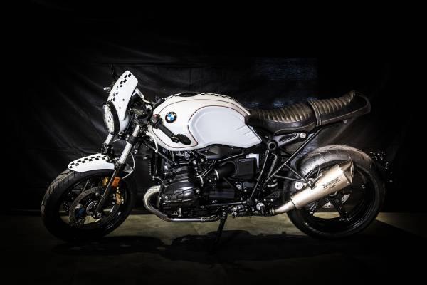 'R 1200 Runner' by Herpigny Motors sa – participant BMW Motorrad Belux Dealer Clash 2019