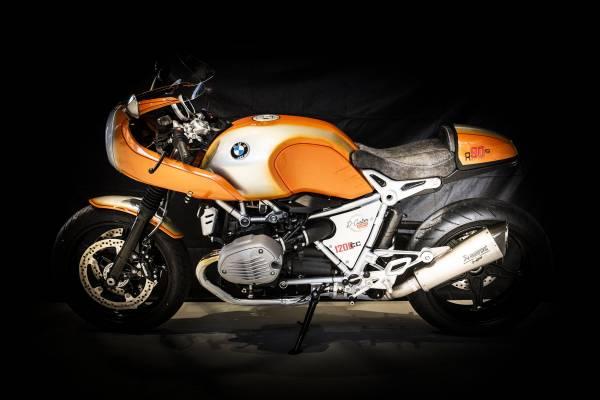 'R90S Revival' by Delbecq Motos – participant BMW Motorrad Belux Dealer Clash 2019