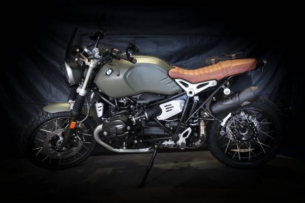 'Scramble-T' by Meeusen Motoren Meerhout – participant BMW Motorrad Belux Dealer Clash 2019