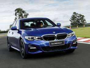The new BMW 3 Series. (03/2019)