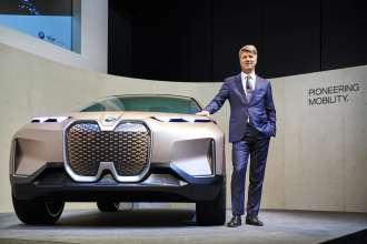 BMW Group sets strategic course for future