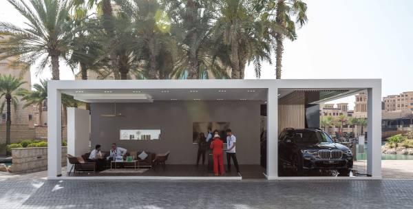 BMW Group at Art Dubai 2019. Stand. (03/2019)