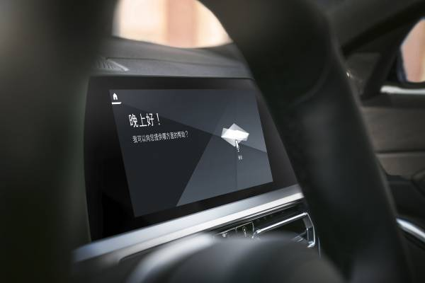 BMW Intelligent Personal Assistant (03/2019).