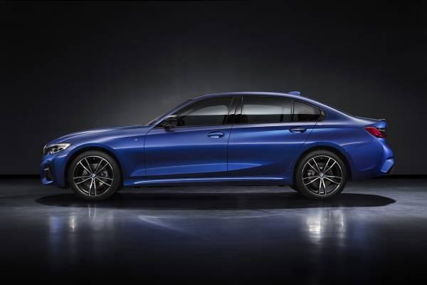 The all-new BMW 3 Series Sedan, Long Wheelbase (03/2019).