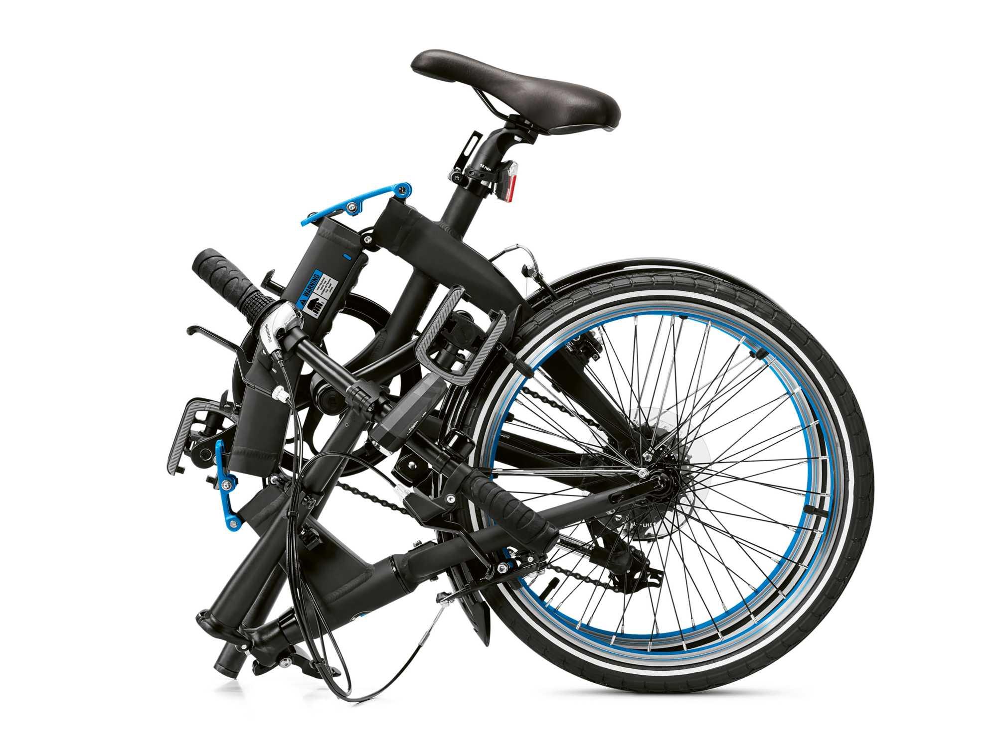 Bmw Bikes Folding Bike 04 2019