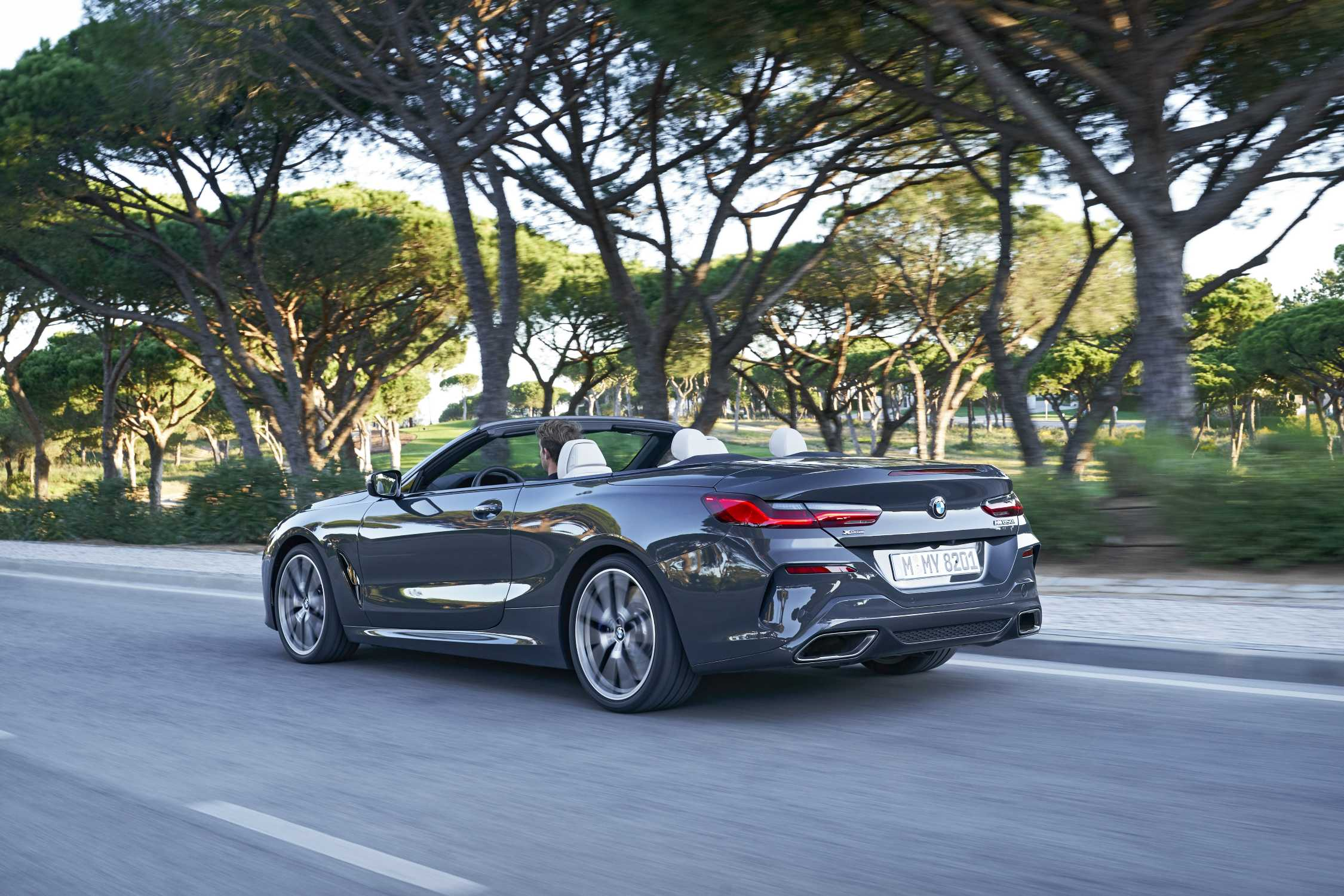 The New Bmw 8 Series Convertible Additional Pictures And