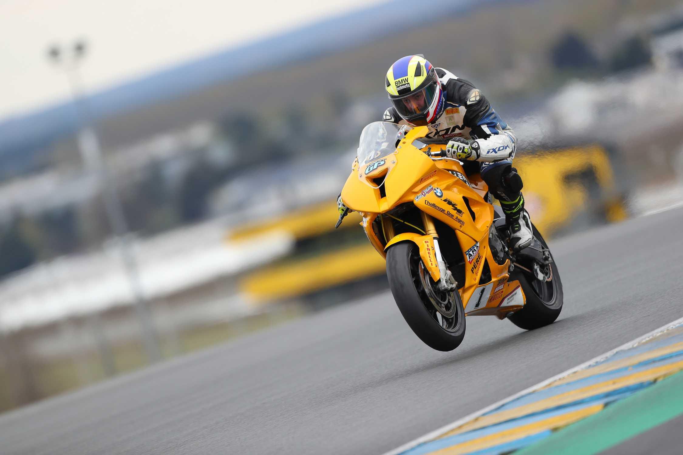 Le Mans (FRA) French European Bikes Championship 26th