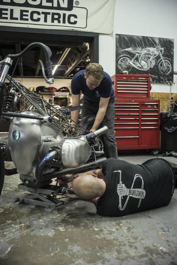 """BMW Motorrad at """"Revival Cycles"""". (04/2019)"""