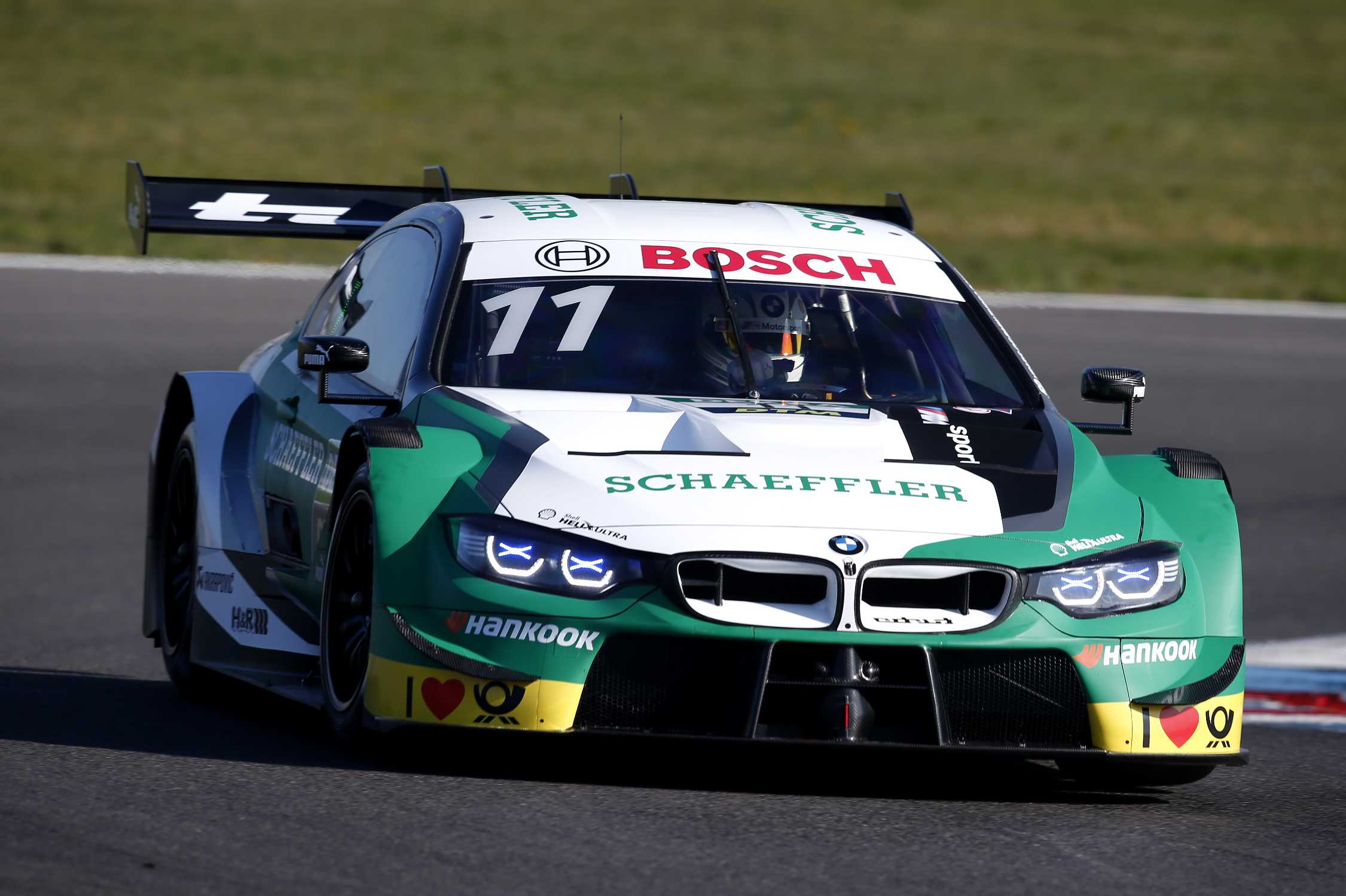 On To The Season Opener With Turbo Power Bmw Motorsport Completes
