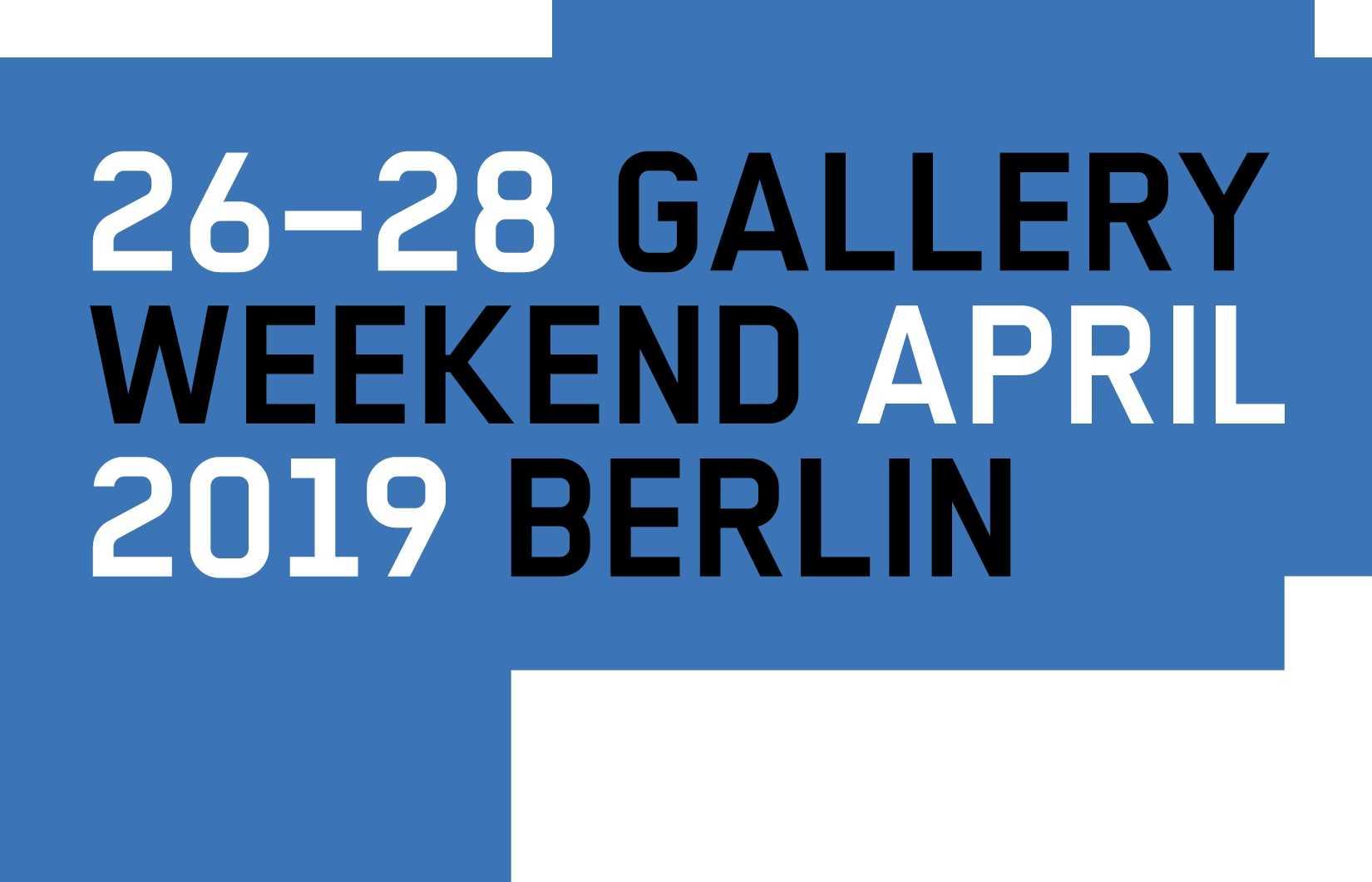 BMW is main partner of the Gallery Weekend 2019  Art weekend
