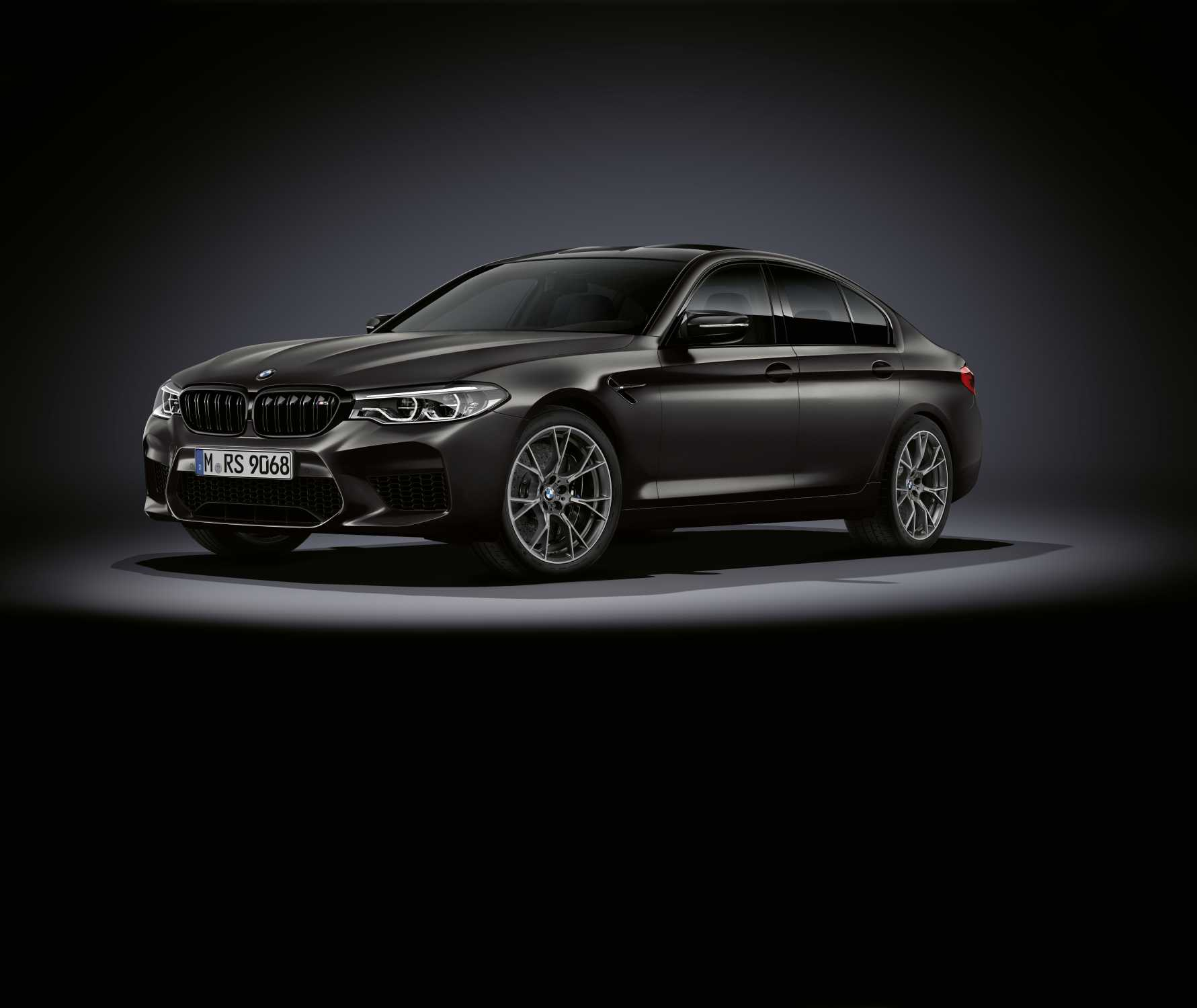 Maximum Performance And Exclusive Style The Bmw M5 Edition 35 Years
