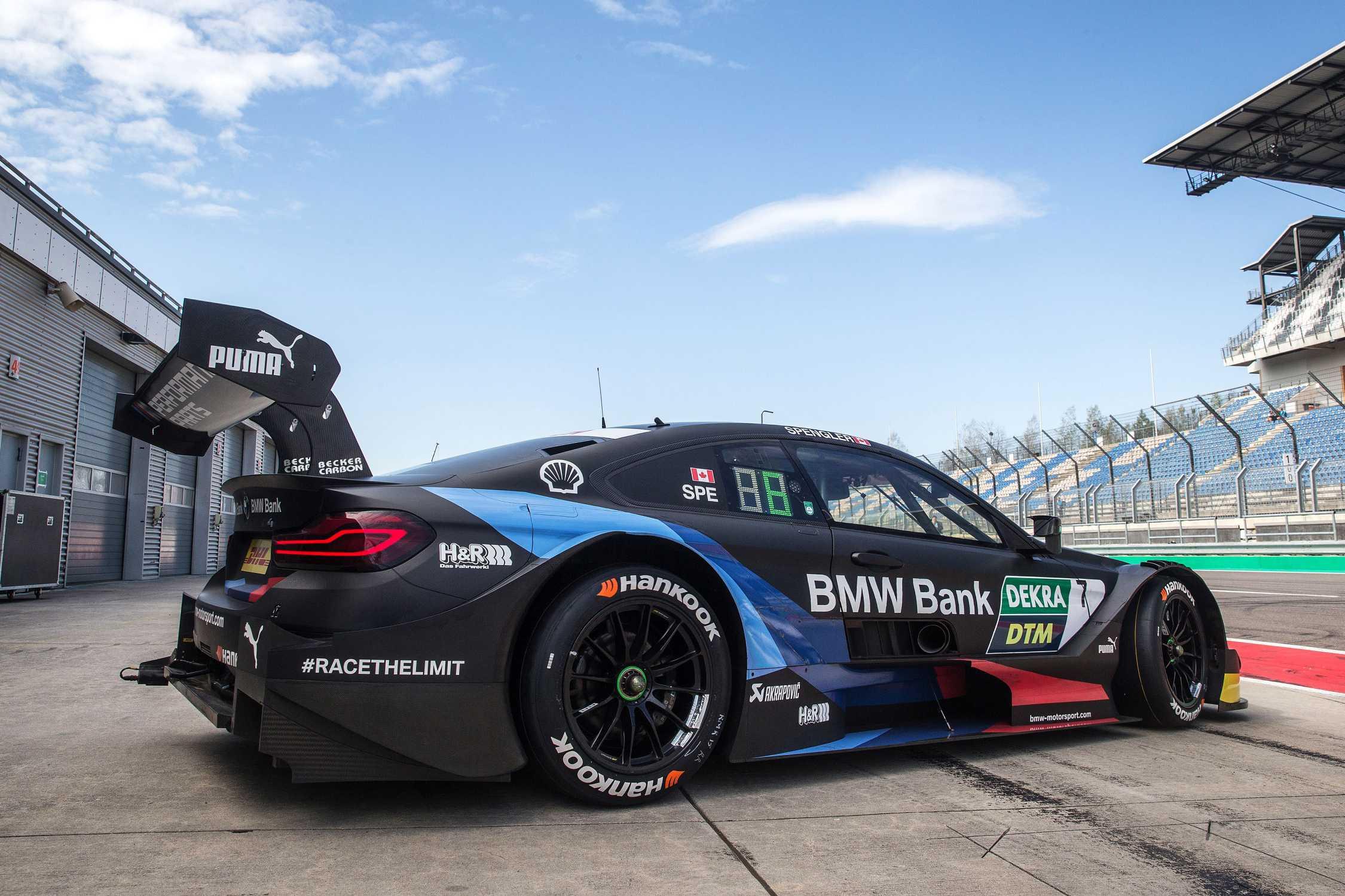 Bmw M Motorsport Media Guide Dtm 2019