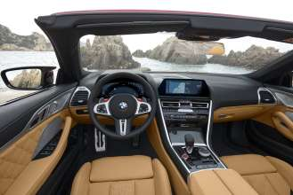 The New 2020 Bmw M8 Coupe And Convertible