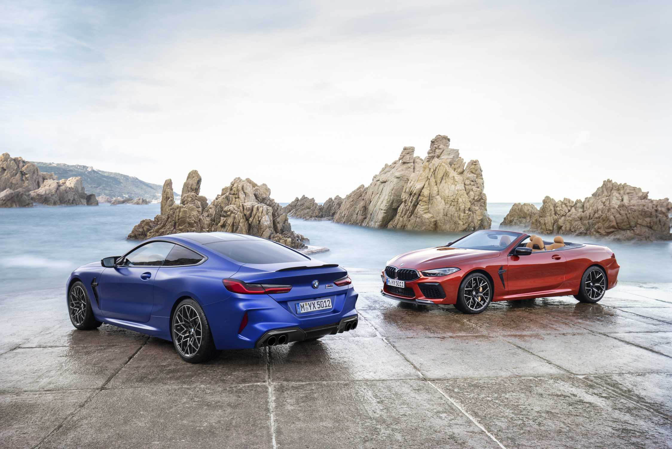 2020 BMW M8 Overview