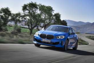 The all-new BMW 1 Series - The perfect synthesis of agility