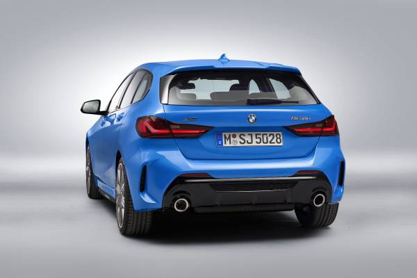The All New Bmw 1 Series The Perfect Synthesis Of Agility And Space