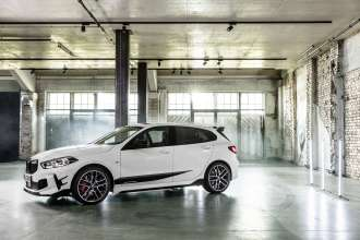 M Performance Parts For The New Bmw 1 Series Already