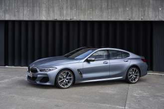 The new BMW 8 Series Coupe (06/2019).