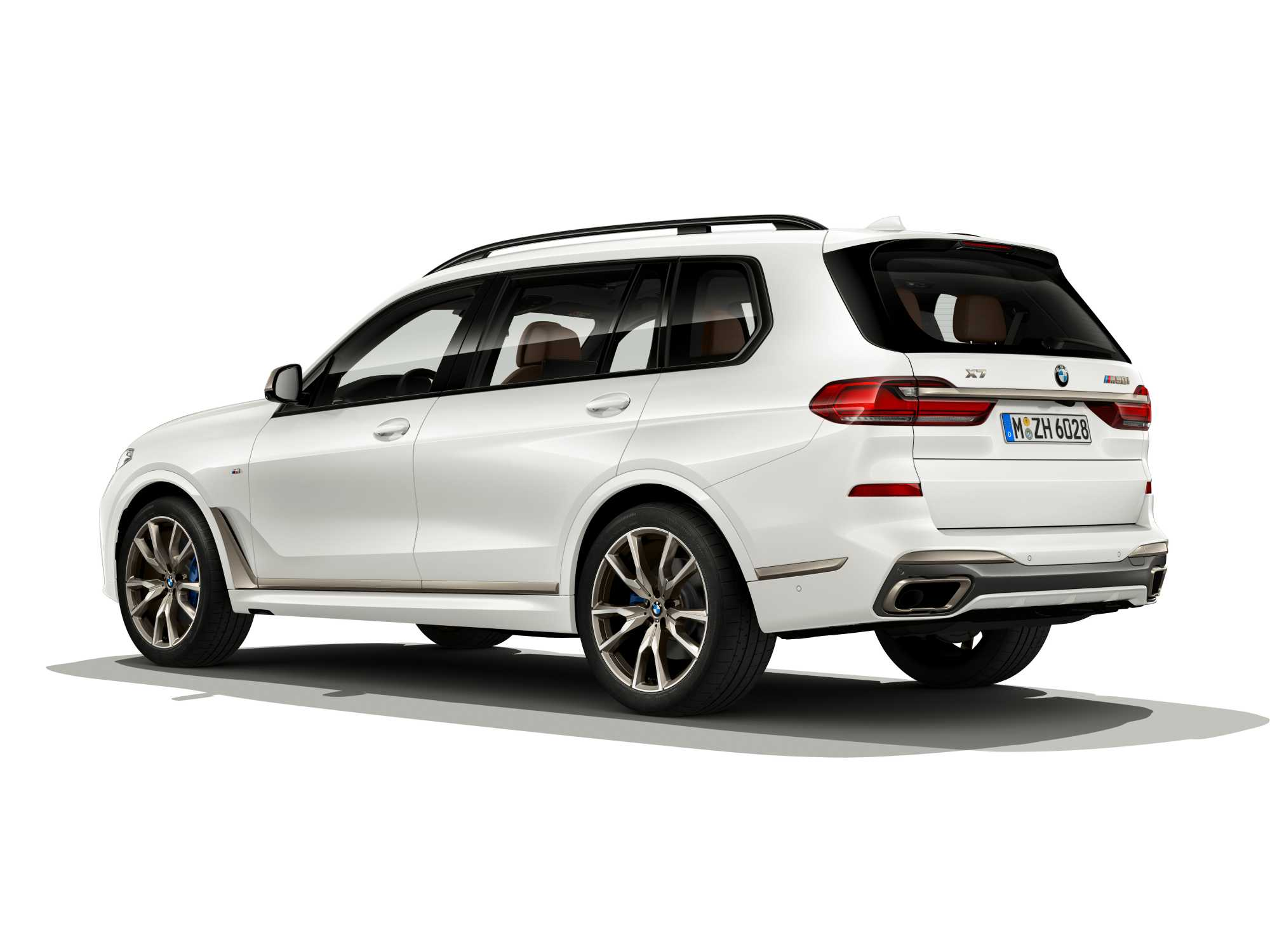 The New 2020 Bmw X5 M50i And Bmw X7 M50i Sports Activity Vehicles