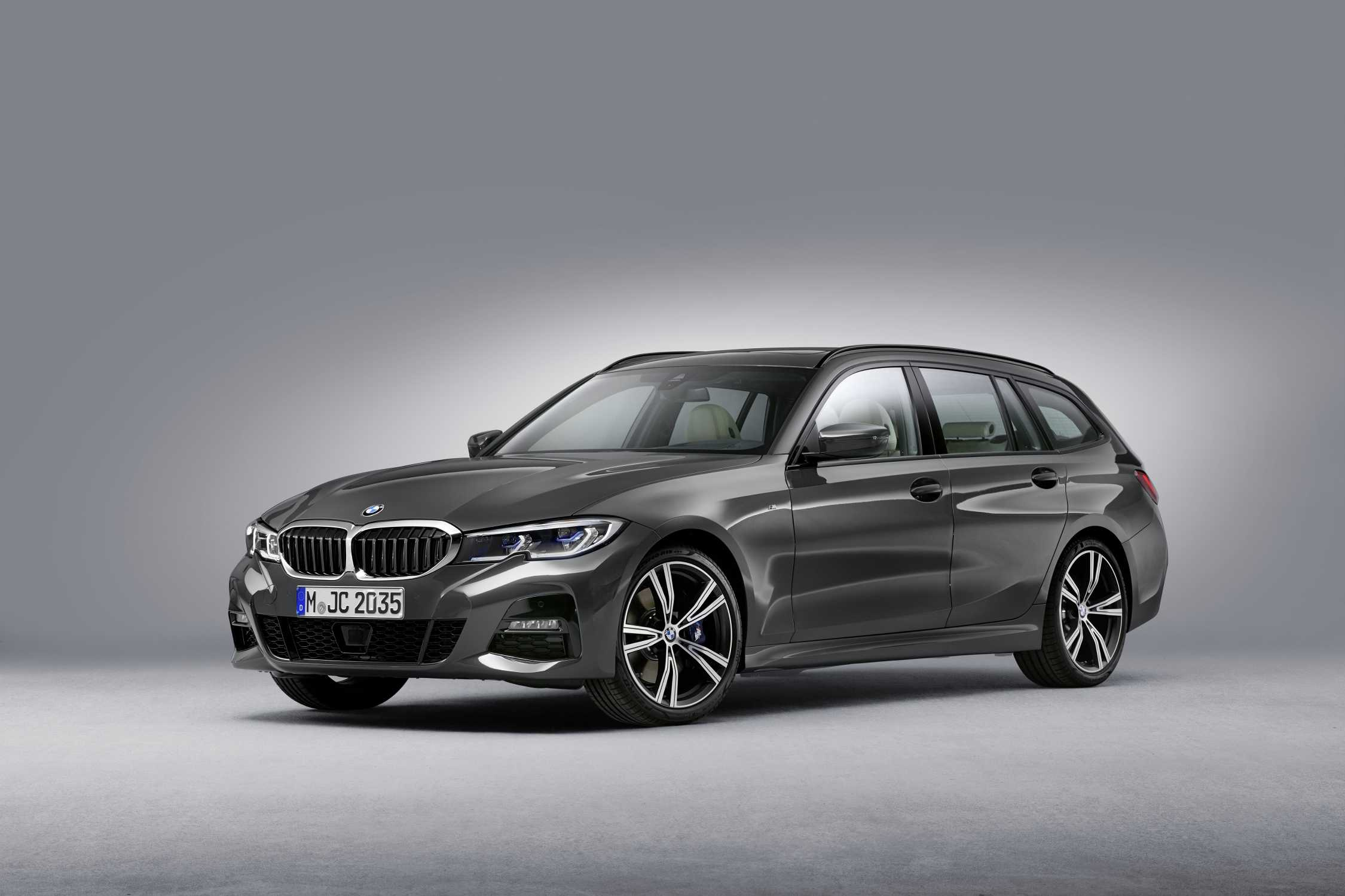 The New Bmw 3 Series Touring Model M Sport Bmw Individual Dravit