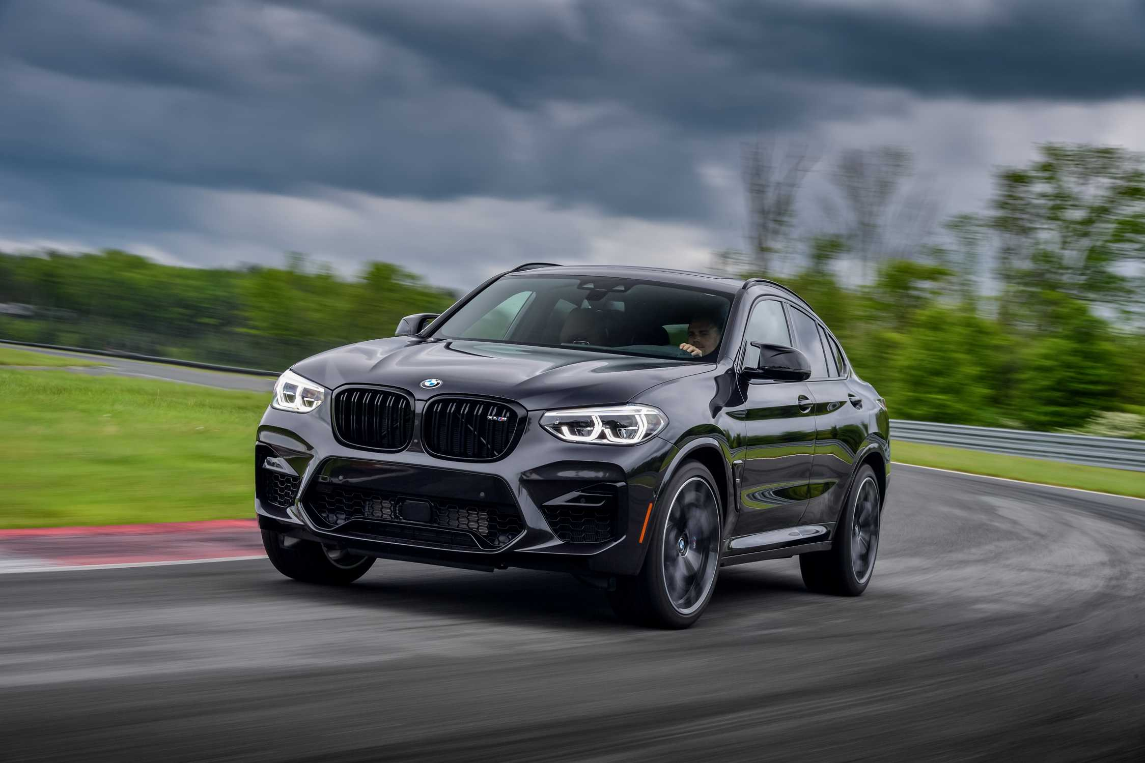 The All New Bmw X3 M And The All New Bmw X4 M Additional Pictures